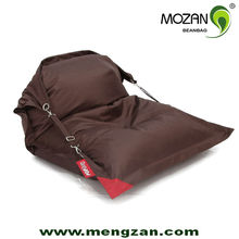 420D waterproof polyester sitzsack indoor and outdoor use