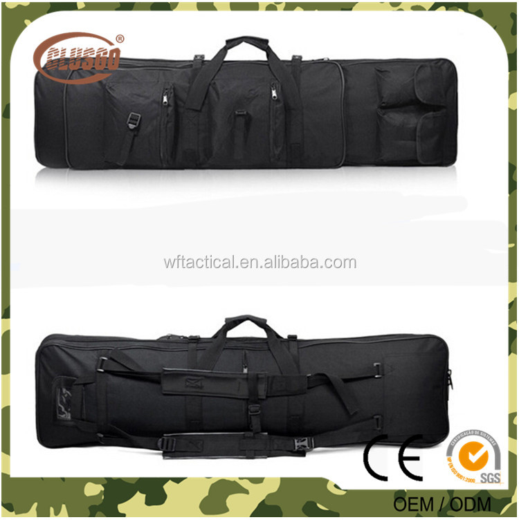 Tactical Gun Carry Bag Rifle Case shoulder pouch Hunting Backpack