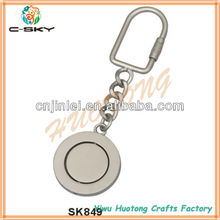 Professional Manufacturer key chains motorcycle leather