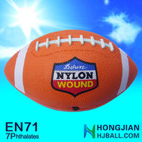 HONGJIAN American Rubber Football-NO.1