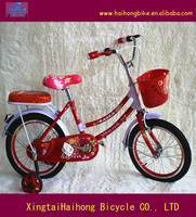 "16"" fashion colorful child bike for sale,factory bike"