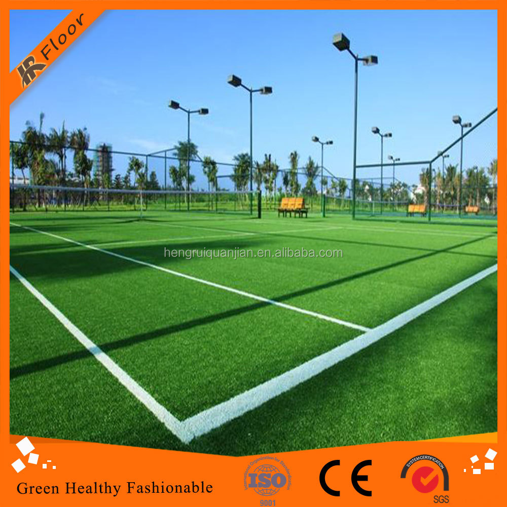 Certificated artificial turf/football court grass carpet