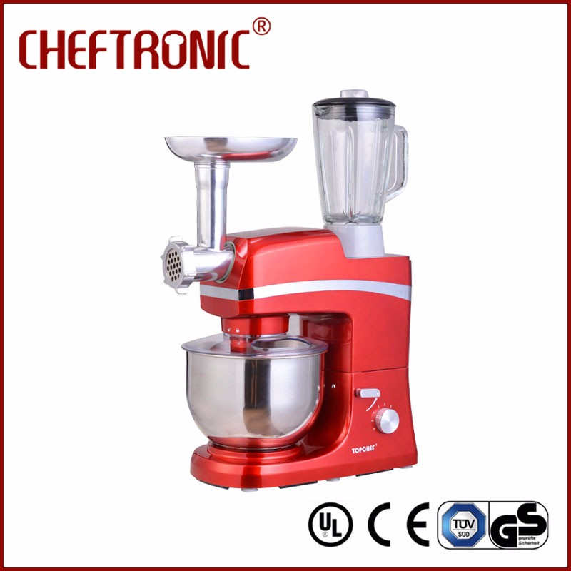 Kitchen stand aid pastry blender cooking rotation electric mixer with kitchen robot