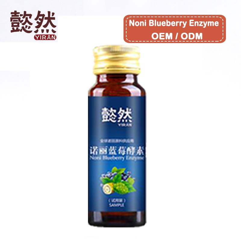 Fruit extract, noni blueberry enzyme nutritional supplement