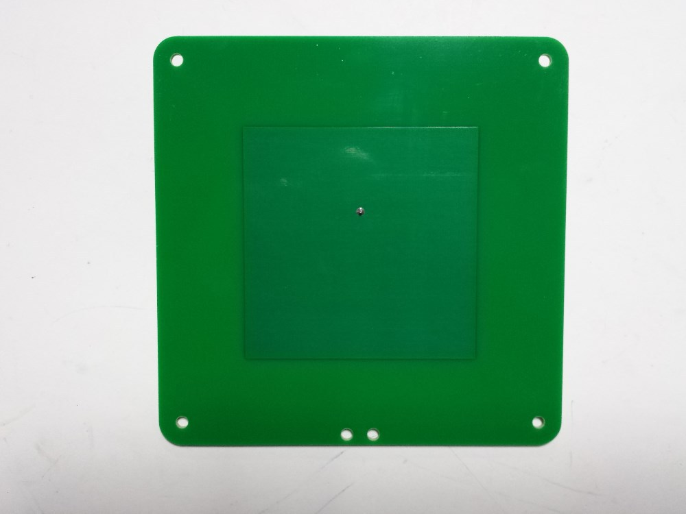 UHF High Gain RFID Patch Antenna Plus 902-928 MHz 6.8 dBi