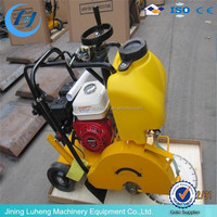 High performance Diesel Engine Concrete Cutter with 450mm Blade for sale