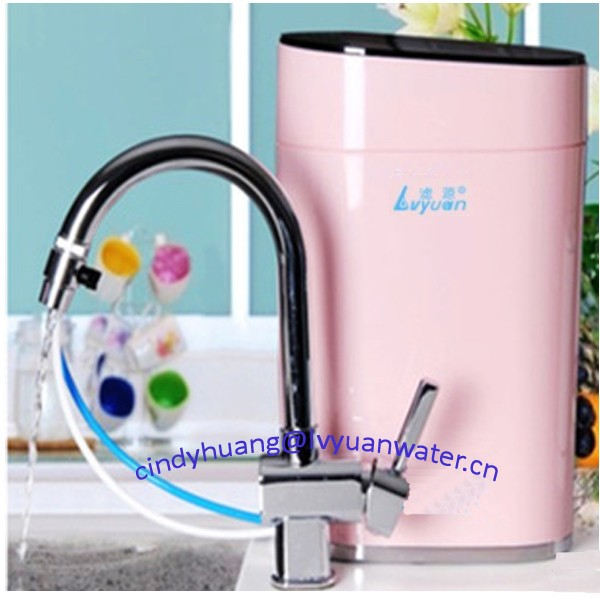 direct drinking alkaline water/hydrogen alkaline purifier machine made in Guangzhou
