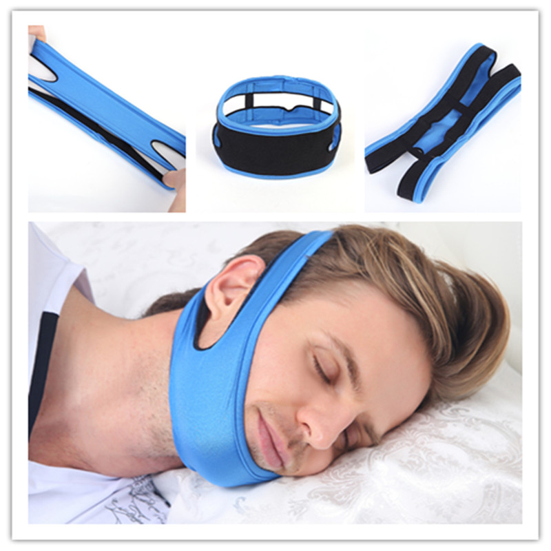 Say Goodbye To Snoring Anti Snoring Chin Strap,Snore Stopper