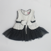 Children's fashion design girls dress