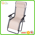 Adjustable foldable zero gravity chair garden chair reclining chair