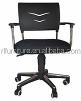 2015 hot sale chair Fabric seat and plastic back,metal frame CCP001