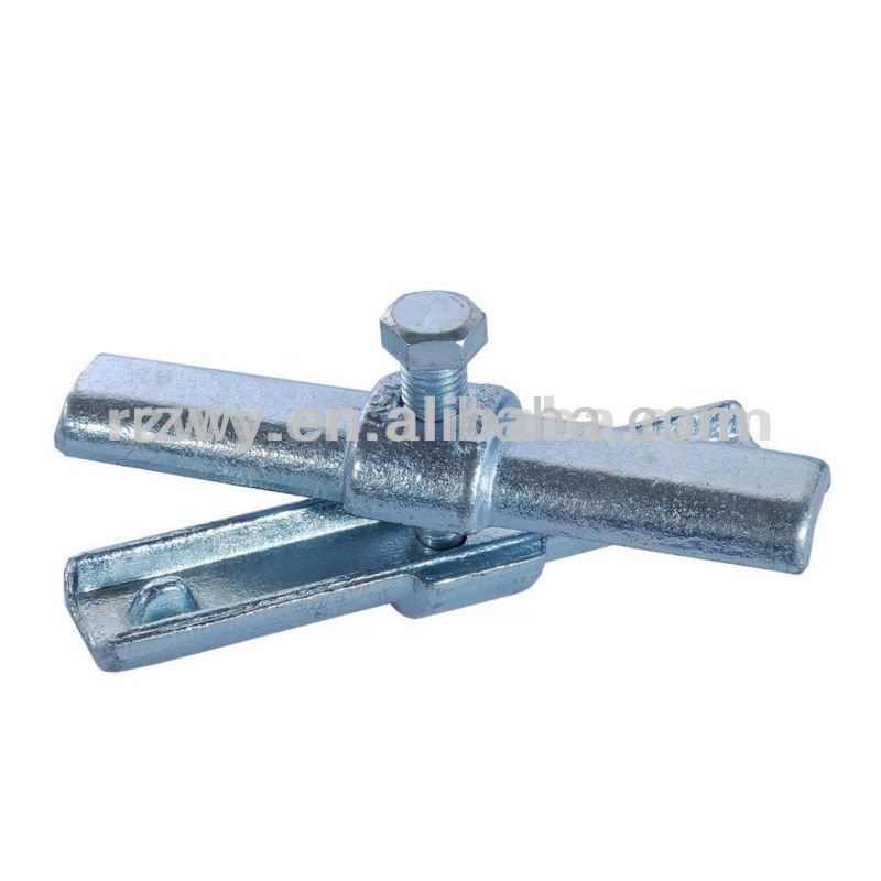 Scaffolding Pipe Joint Pin Forged Internal Joint Pin size