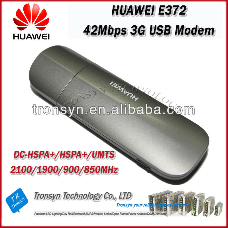 New Original Unlock DC-HSPA+ 42Mbps HUAWEI E372 3G USB Sim Card Modem And 3G USB Data Card