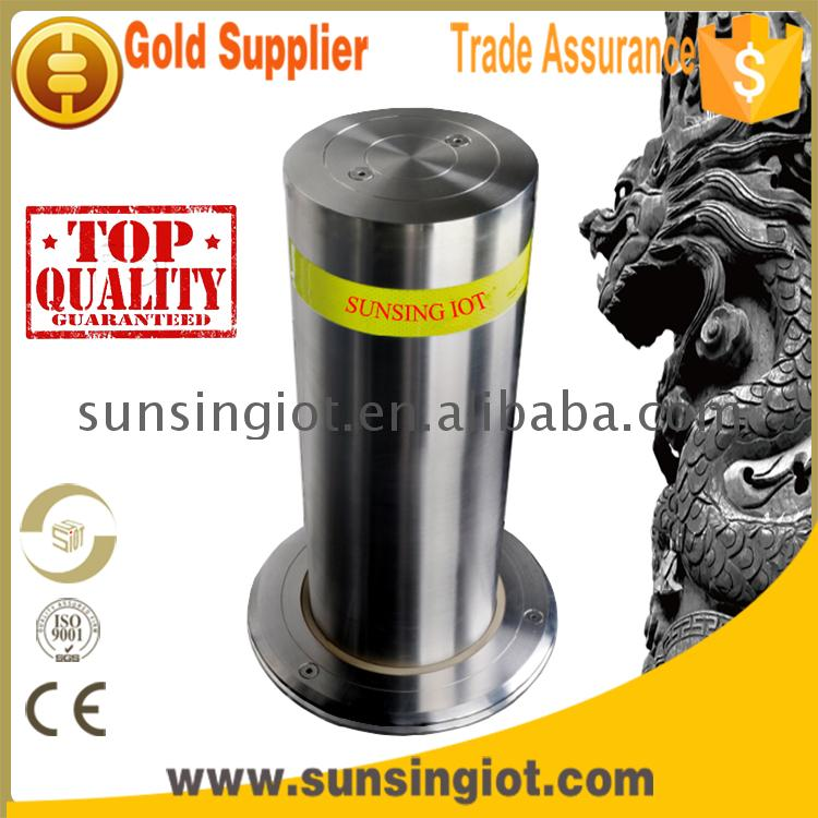Factory wholesale stainless steel car parking bollard with good price