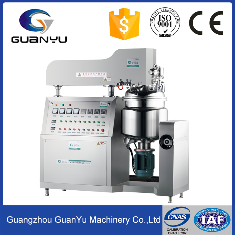 Hot Sale Vacuum Emulsion Machine Cosmetics/Advanced Emulsifier for Bitumen Emulsion Making Machine