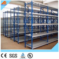 china CE warehouse roller racks cooler metal storage shelfs no bolt steel shelves