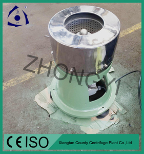 High Speed Industrial Laboratory Centrifuge