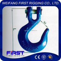 plastic spraying clevis slip hook