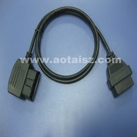 J1962 OBD ii cable obd ii diagnostic cable