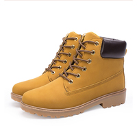 Cheap Price Bulk Shoes Men Leather Ankle Work Boots Durable Comfortable Made In China Wenzhou