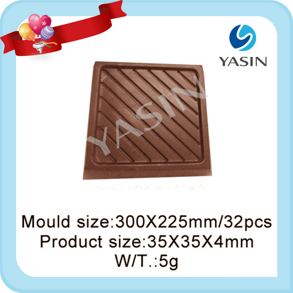 polycarbonate chocolate bar molds