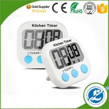 programmable electronic shower timer kitchen pot magnet kitchen timer