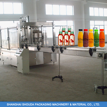 Trade Assurance Automatic Bottle Washing Filling Capping Machine Auto Water Small Scale Bottling Line