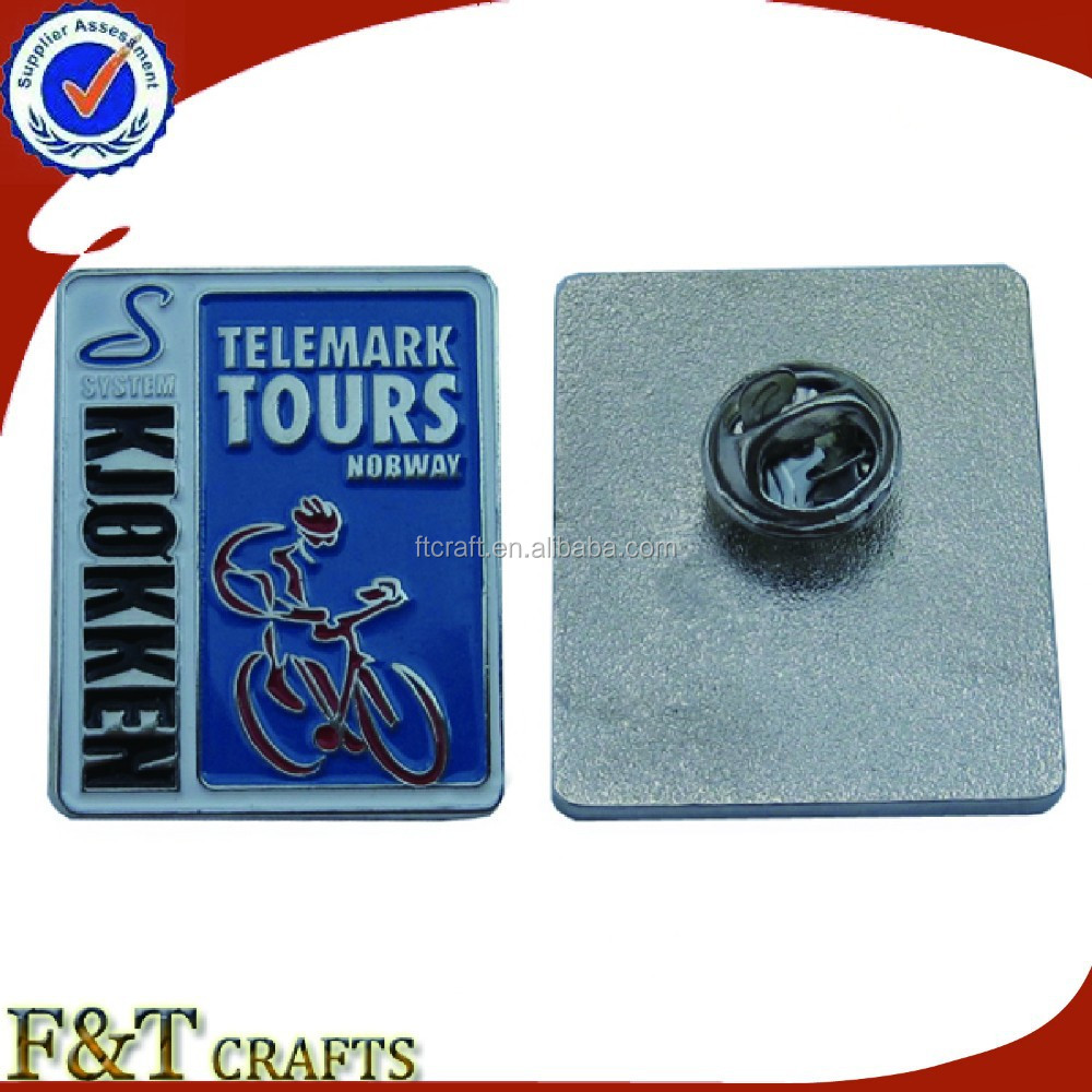 2013 Newest Bicycle tour sports meet badges