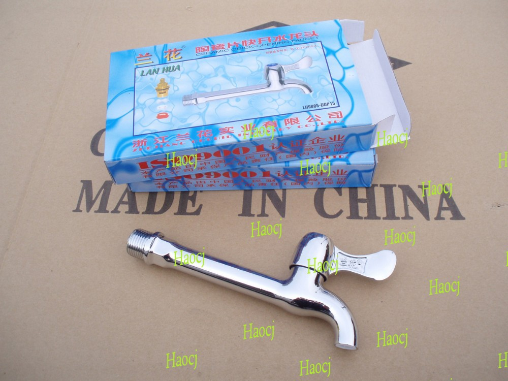 Wholesale sanitary long handle single lever basin faucet
