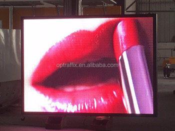 Outdoor Digital Truck Mounted Custom Car Video Full Color Large Advertising Display, Outdoor LED Display Board