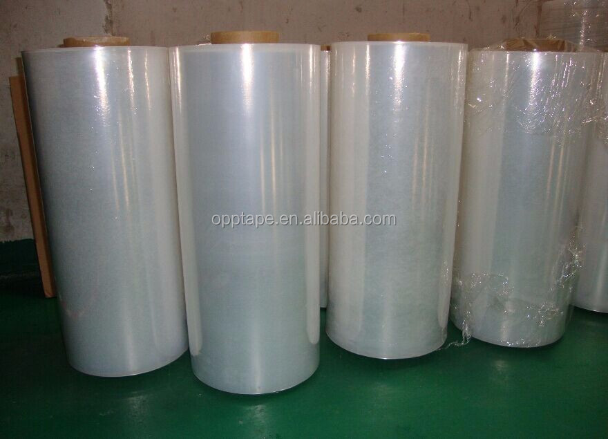 nontoxic clear magneticvJumbo Stretch plastic protective LLDPE Strech roll laminating Film