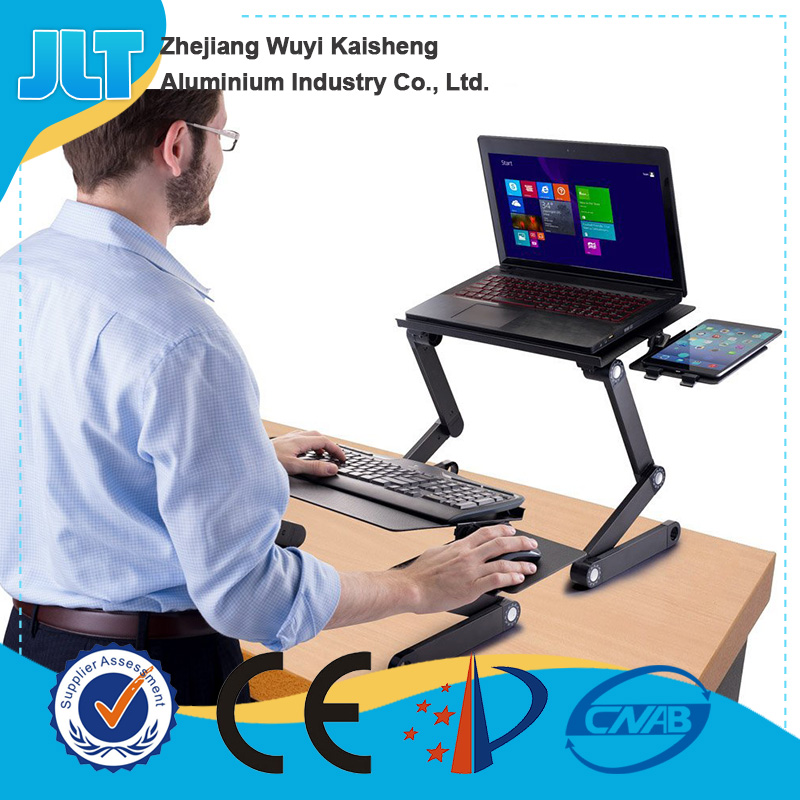 Jinhua Simple style cheapest adjustable popular office portable small table for laptop