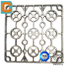 OEM Heat resistant alloy steel casting materail tray for heat treatment industry