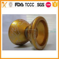 Colorful professional metal cheap yoyo with logo