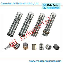 guide Pins,guide pillar with copper-plating by HSS for plastic mould - MISUMI Standard