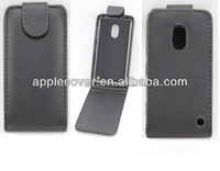 High quality Flip Leather phone case for Nokia Lumia 620, for Nokia Lumia 620 case cover