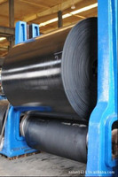 EP250//Polyester canvas core rubber conveyor belt/Coal, coke, sandstone, cement ,Bulk material