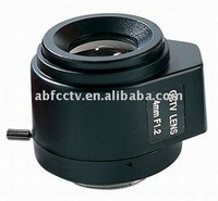 High-quality fixed focus 4.0mm cctv camera mount lens