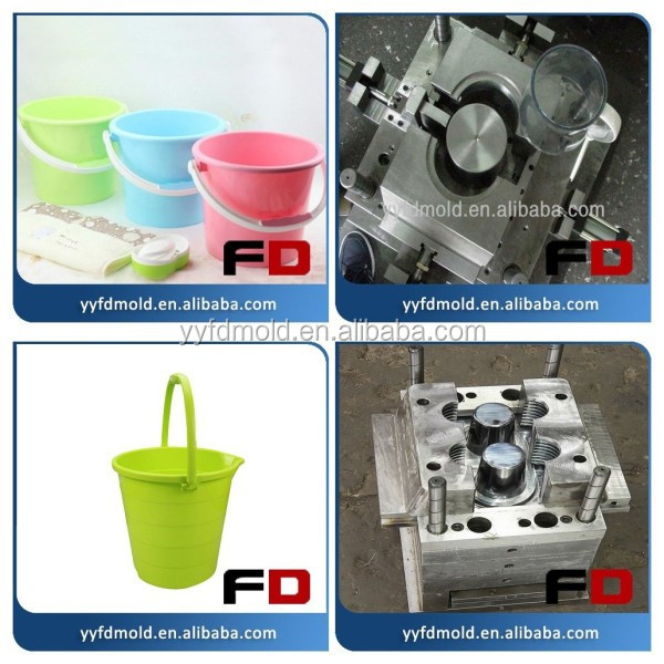 Yuyao used plastic basin mould injection mold for sales