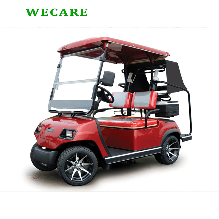 6 seater battery powered golf cart electric all terrain vehicle four wheeler cheap golf carts for sale
