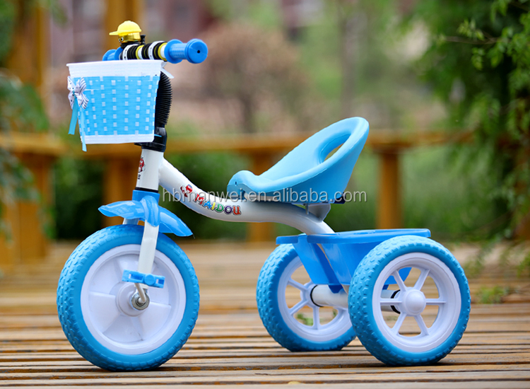 Popular children tricycle kids 3 wheeler pedal car for sale in China