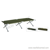 NF-F11 Folding Camping Bed