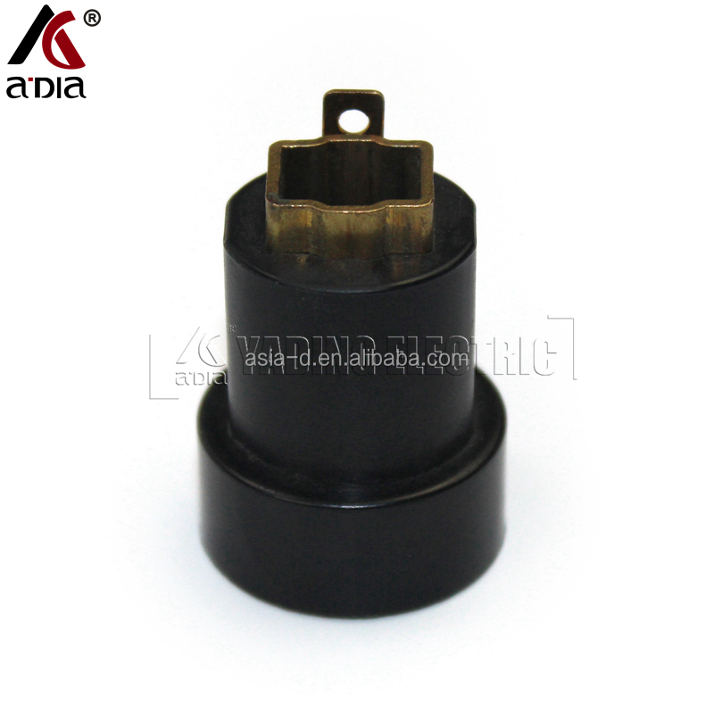 wholesale DC motor <strong>Carbon</strong> <strong>brush</strong> holders black circle