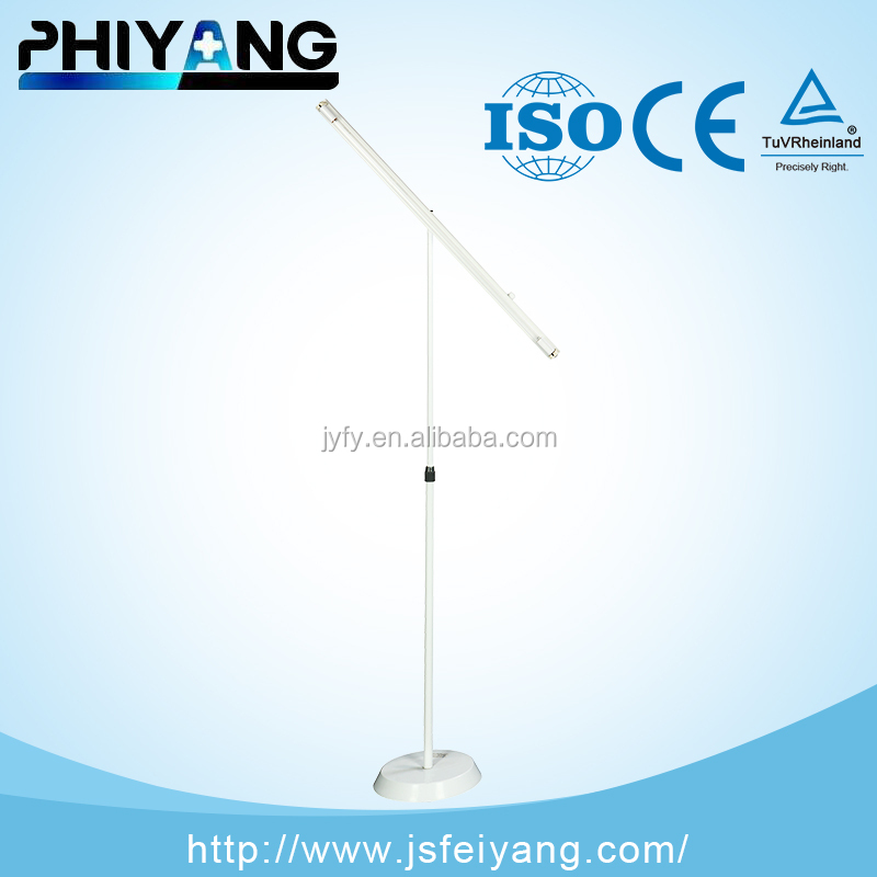 china suppliers carbon steel vertical lifting uv light sanitation