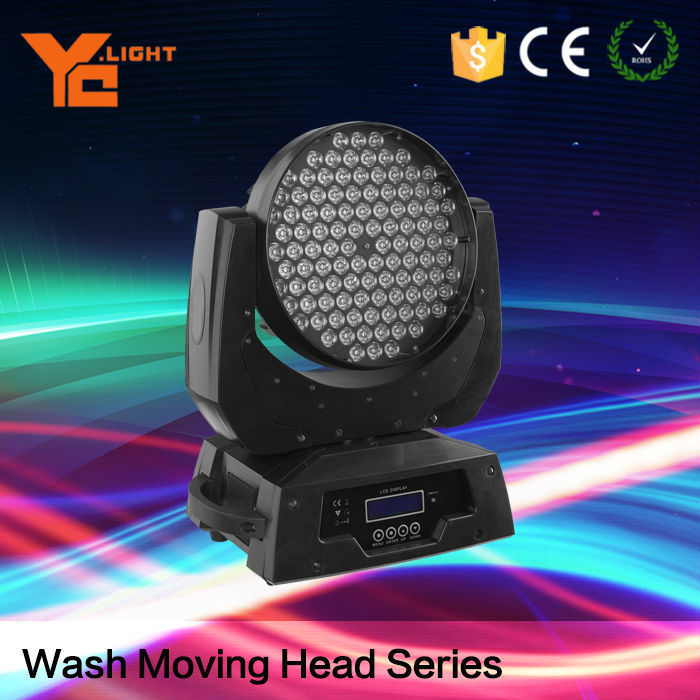 Experienced Factory Led Light Dmx, Two-way Moving Wash Light