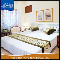 bed sheet quality textiles alibaba china 200TC cotton/polyester