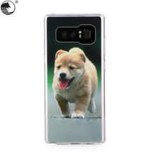 customized printing tpu phone case For Samsung Galaxy Note 8 6.3 inch