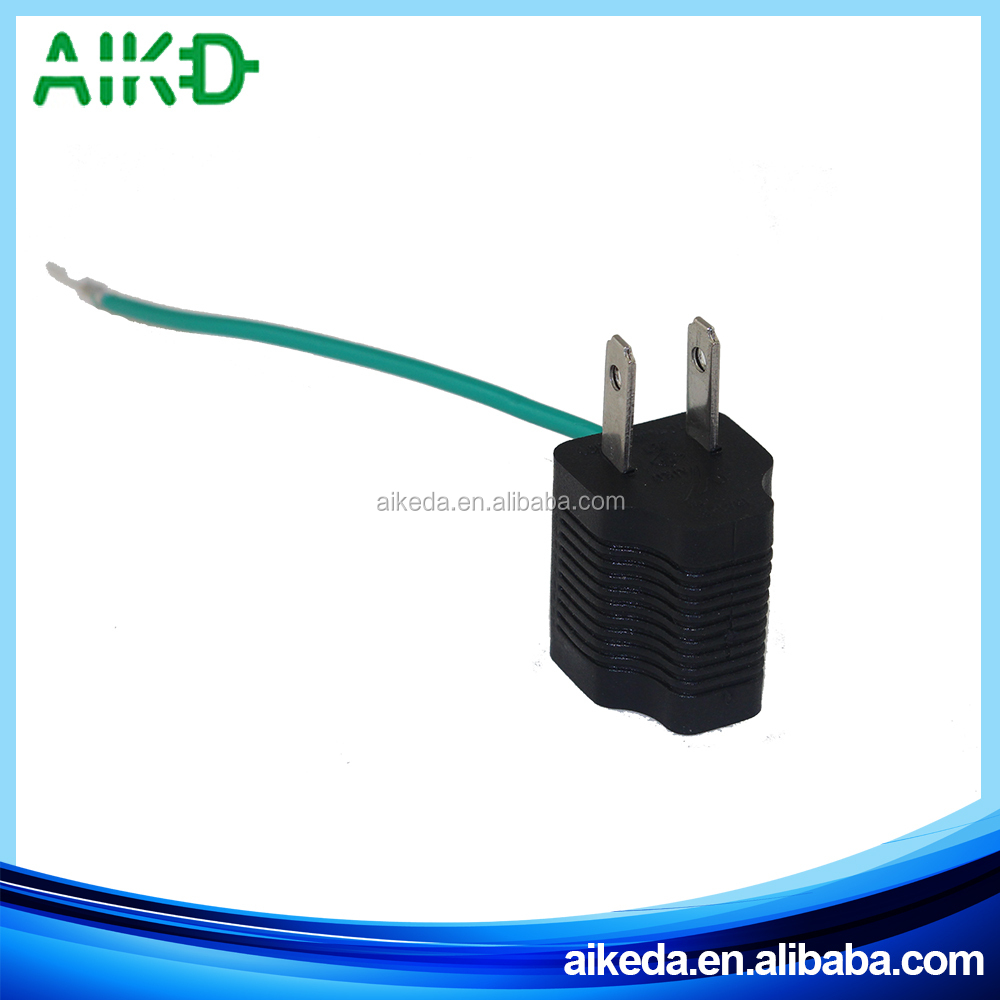 Super quality great material professional supplier Plat Iron Power Cord