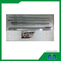 Auto part CHROME door moulding for TOYOTA COROLLA ALITS 2014