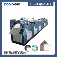 High speed cheap full automatic envelope sealing machine